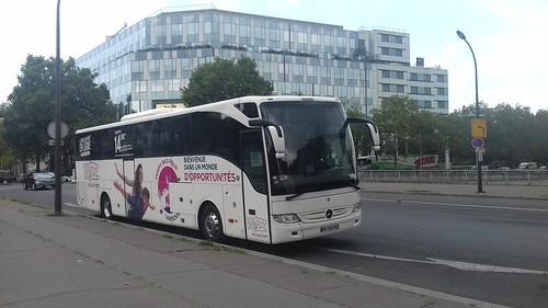 Transev stpb mercedes tourismo bs 930 rc 60 n 737 flickr - Navette paris porte maillot aeroport de beauvais ...