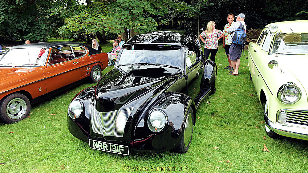 Classic Car Show At Highcliffe Castle August Highcl Flickr - Car show england
