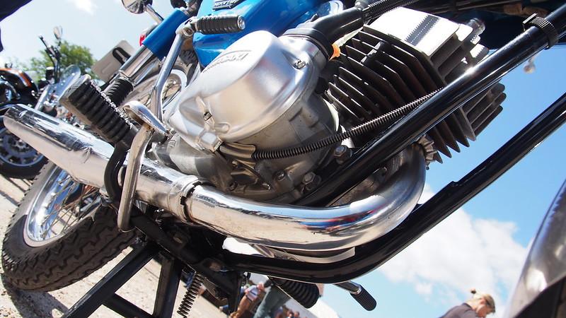 Kawasaki 100 Sport 1975 36696619785_16a4d83b2d_c