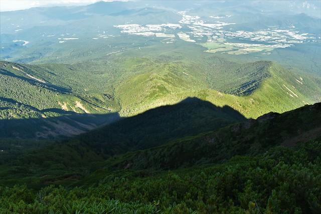 八ヶ岳登山 影赤岳