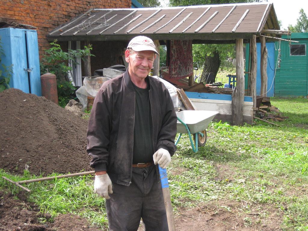 Воробьёв Николай Александрович