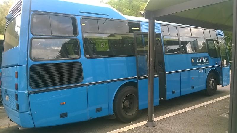 MAN Lion/'s City Gas naturale autobus prospetto di 2016