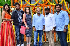 Dharpanam Movie Opening Stills