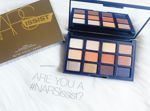 NARSissist Loaded Eyeshadow Palette | by <Nikki P.>