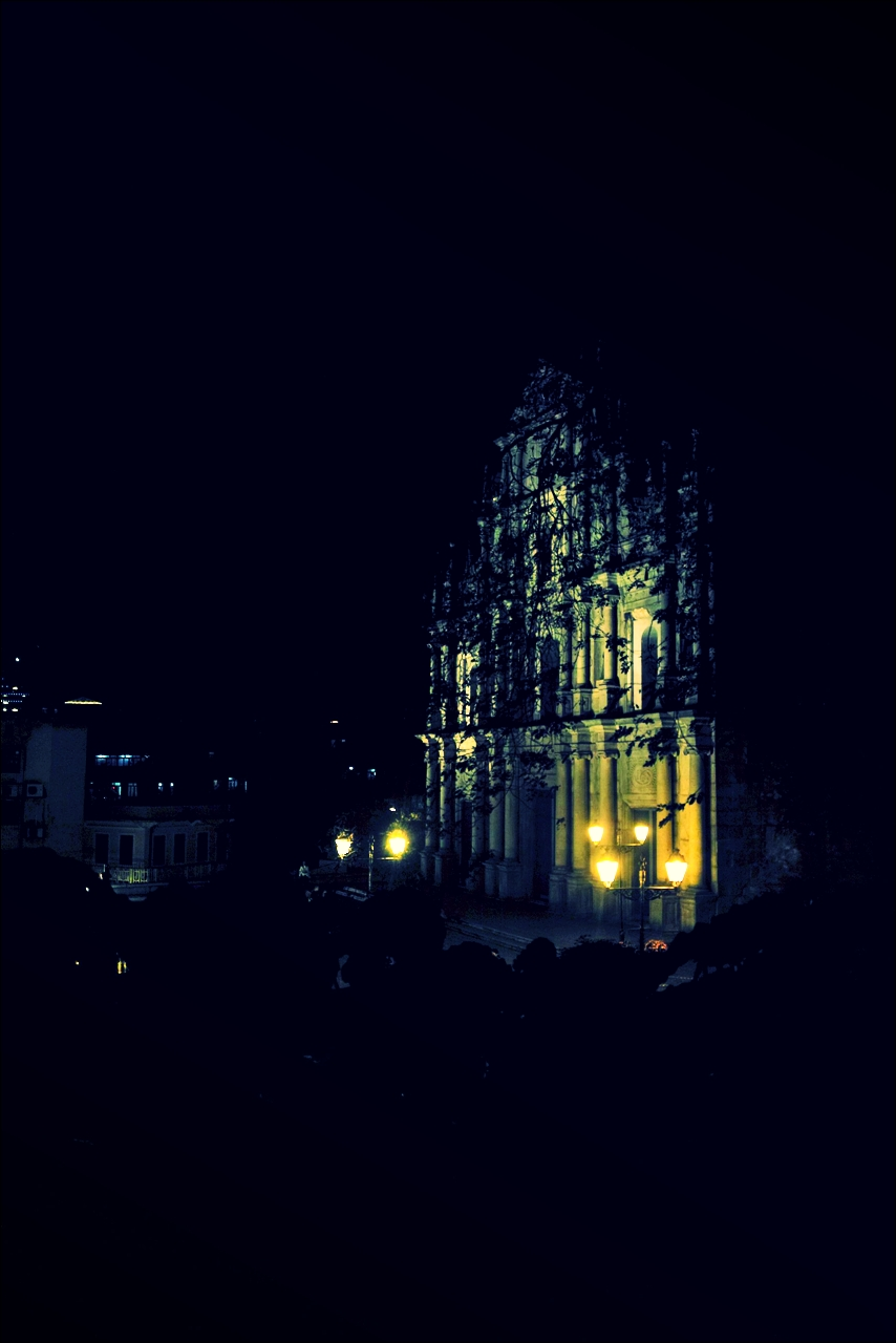Ruins of St. Paul's 大三巴牌坊 근방-'마카오 둘러보기(Macau Sightseeing)'