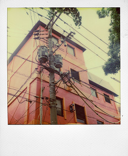 Japanese power lines ... | by @necDOT