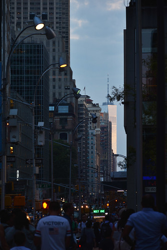 Streets of Manhattan 5 | by C.M. Keiner