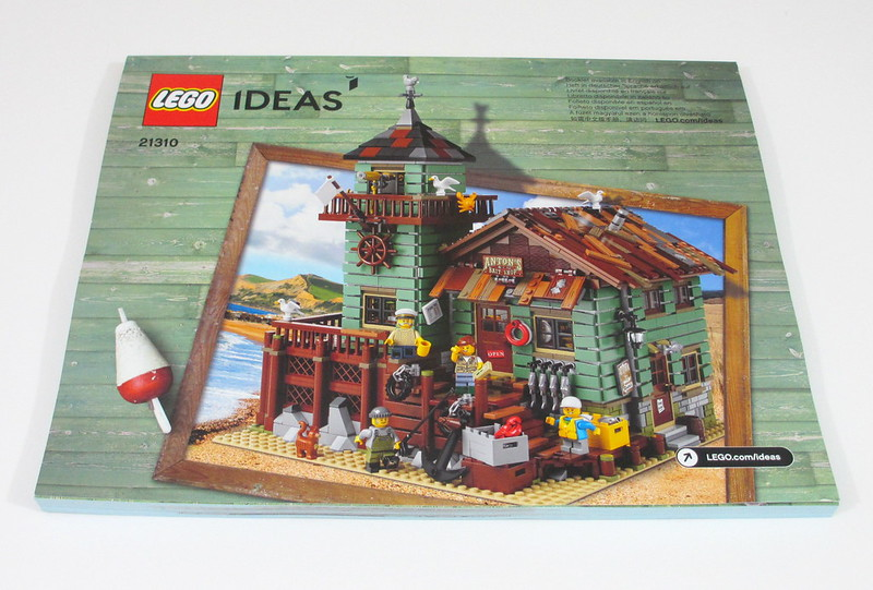 Review 21310 Old Fishing Store Lego Town Eurobricks Forums