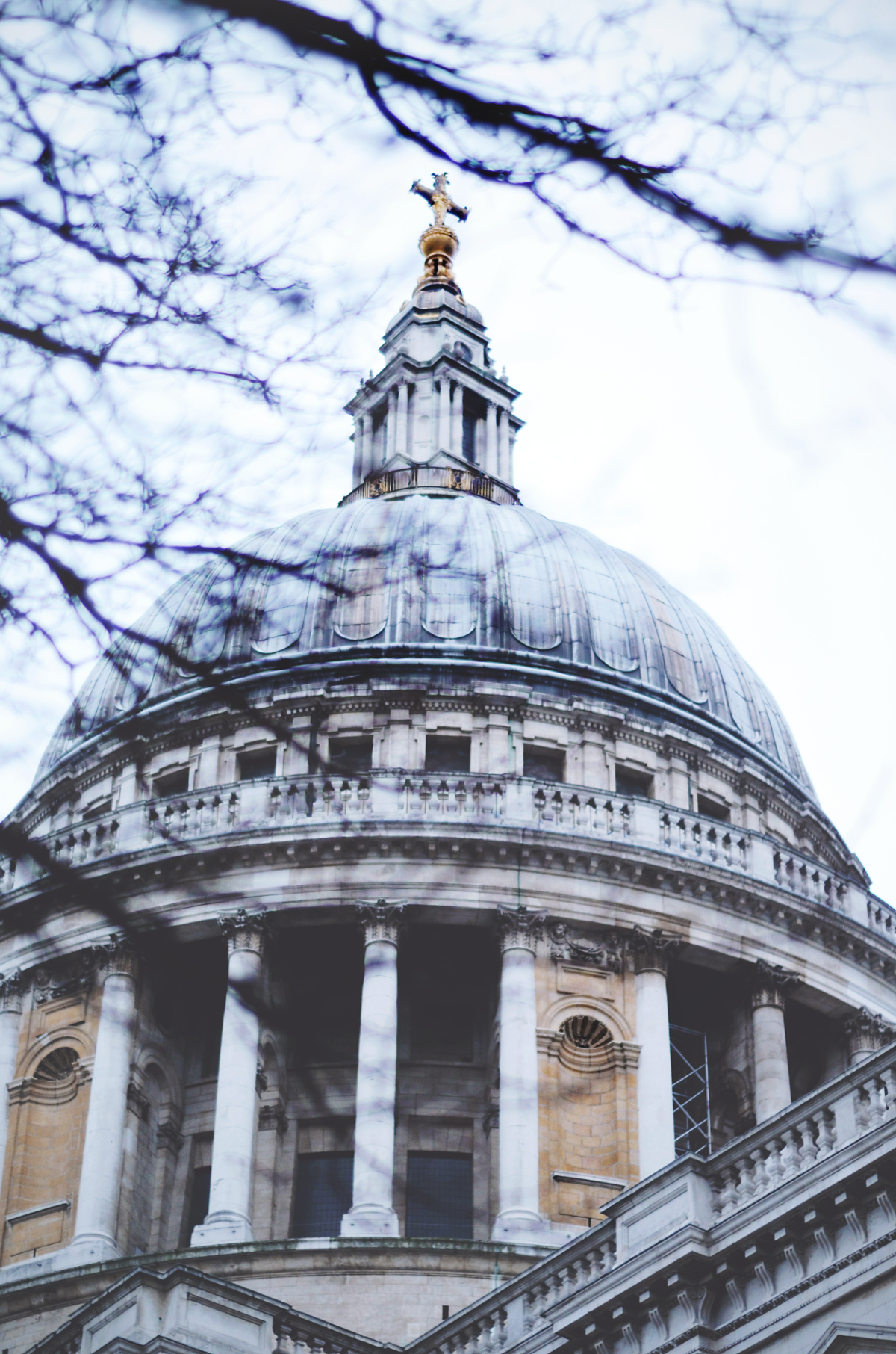 St. Paul's Cathedral, London | via It's Travel O'Clock