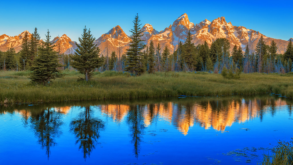 Grand Teton Sunrise Tour