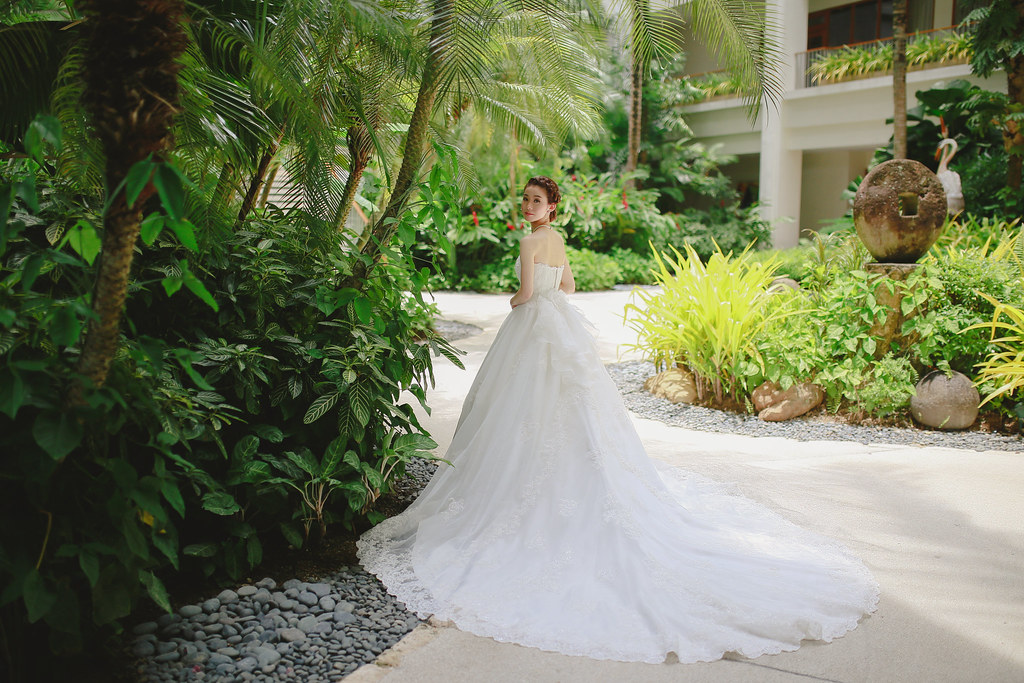 Shangri-la Mactan Post Wedding – Yudai & Kana