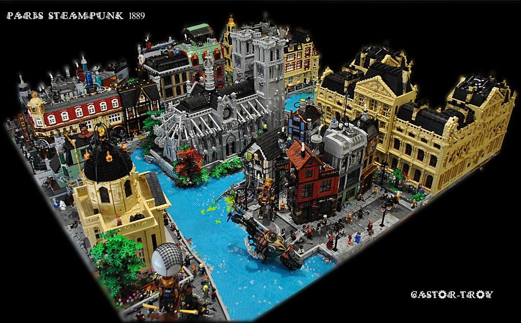 paris steampunk 1889