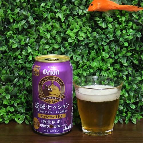 ビール  オリオン琉球セッション