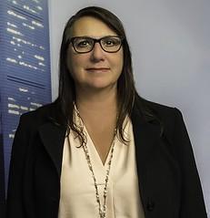 María Blase, presidenta de Hvac y Transporte de Ingersoll Rand