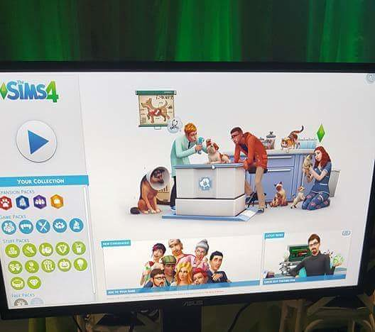 The Sims 4 Yeni Free Pack Ücretsiz Paket