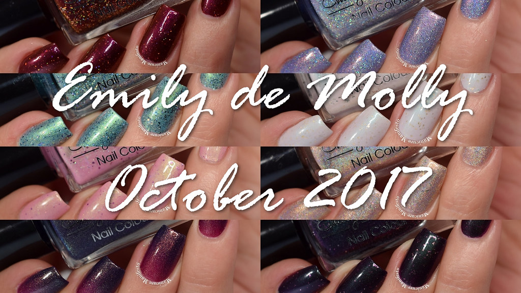 Emily De Molly October 2017 collection