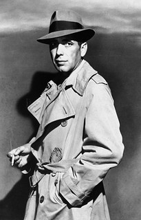 Trench Cinema Humphrey Bogart