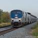 Amtrak's California Zephyr at Provo, UT