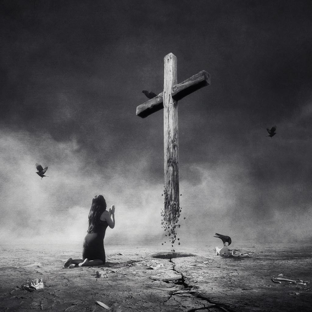 Prayer I Talk To God But The Sky Is Empty Sylvia Plath Let Flickr