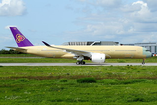F-WZNS // Thai Airways // A350-941 // MSN 142 // HS-THH | by Martin Fester