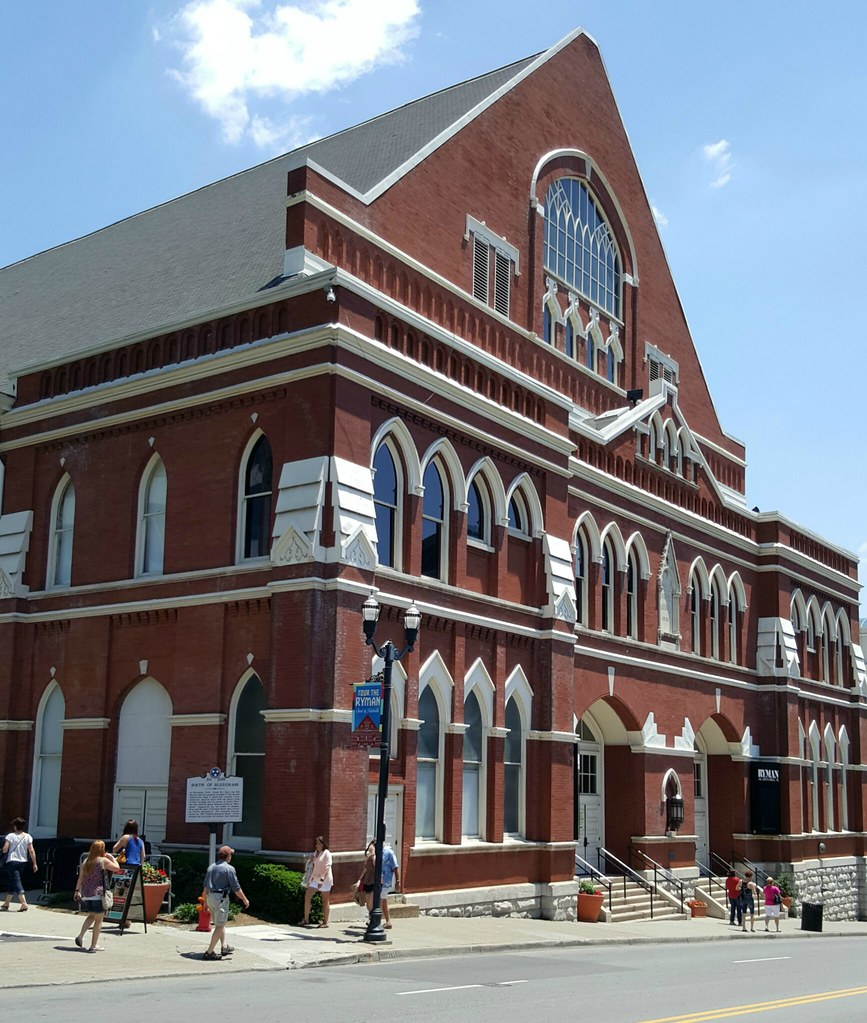 Ryman Auditorium Nashville