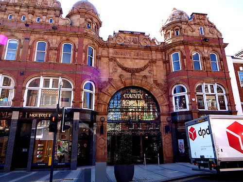 County Arcade, Briggate | by worldtravelimages.net