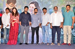 Mahanubhavudu Movie Trailer Launch Stills