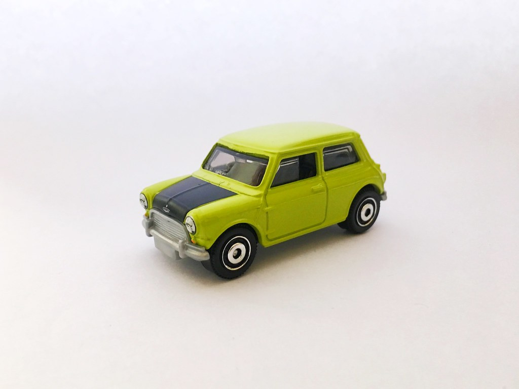 Mini Cooper Matchbox Die Cast Collector 1 64 Flickr