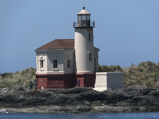 Coquille River LightHouse b6676n | by Al Greening