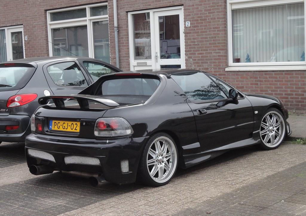 Honda crx 1996