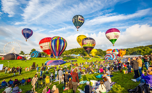 Bristol Balloon Fiesta | by Monkey Moss