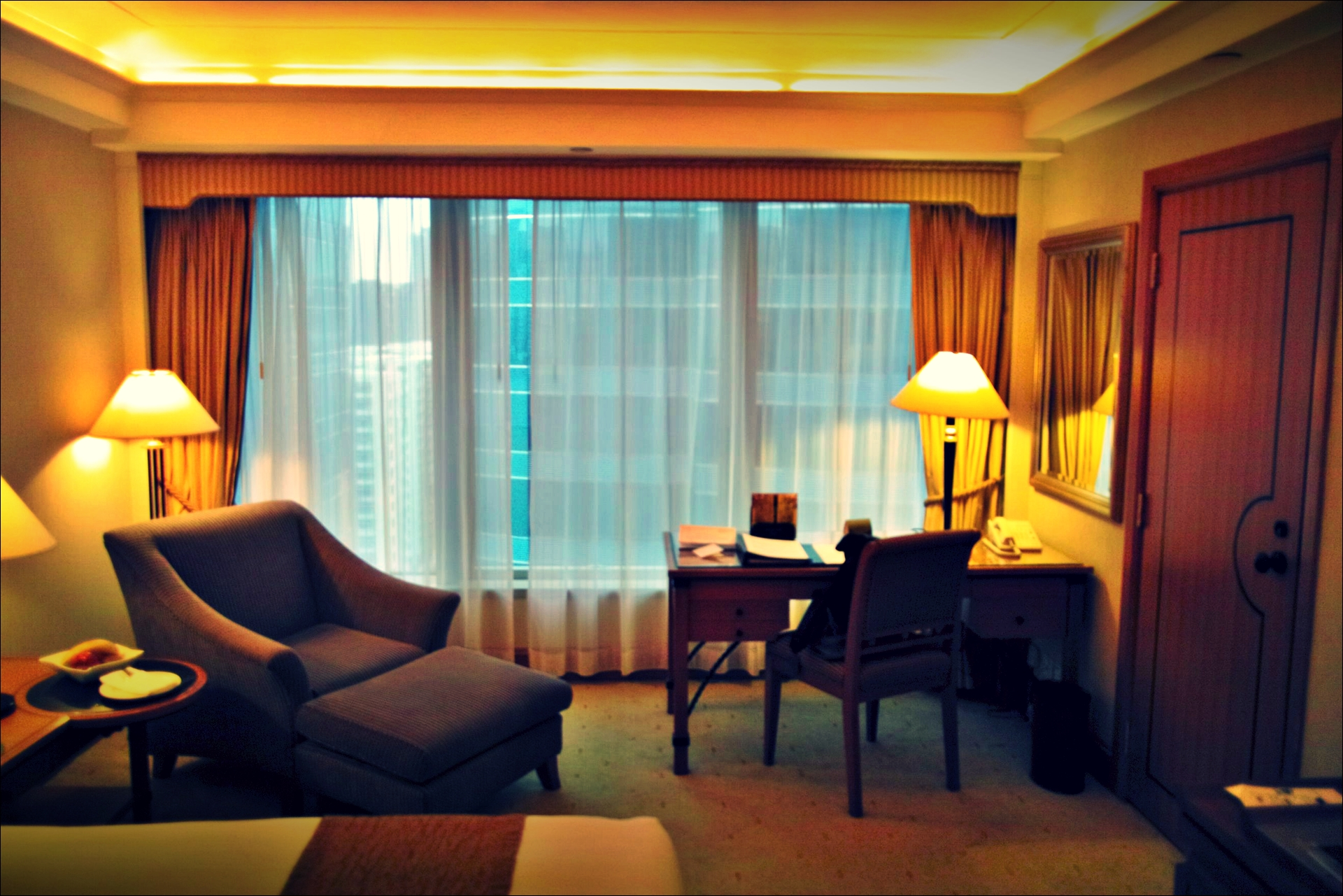 객실-'하버 그랜드 구룡 호텔, 홍콩 (Harbour Grand Kowloon, Hongkong)'