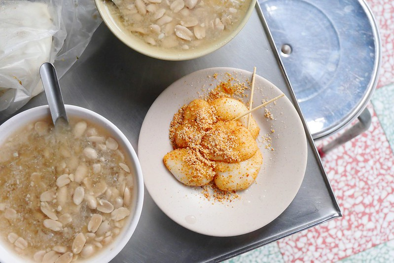 36805230990 7b469736fd c - 忠孝豆花:六十年老台中甜湯 冰花生豆花每碗35元料多傳統好味道!