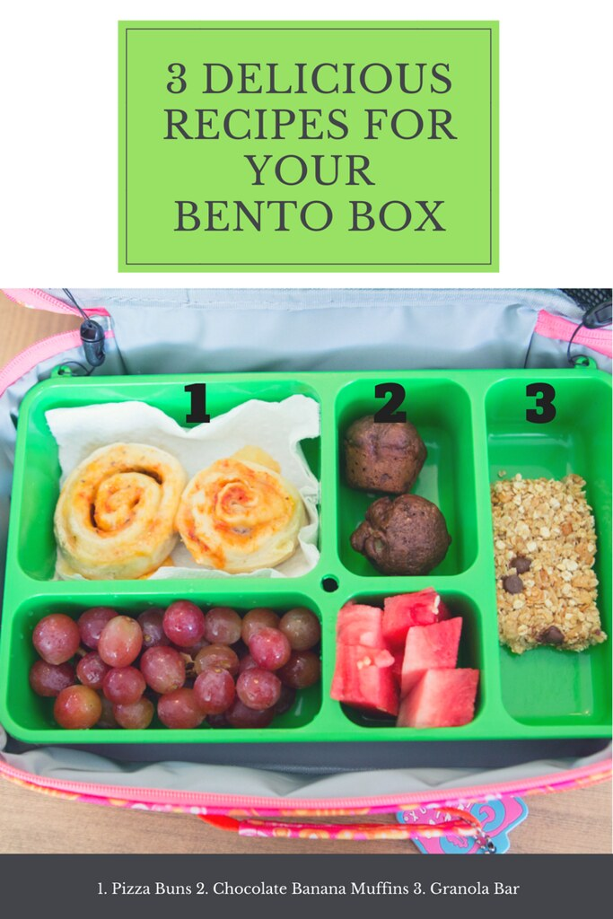 Bento Box Recipes