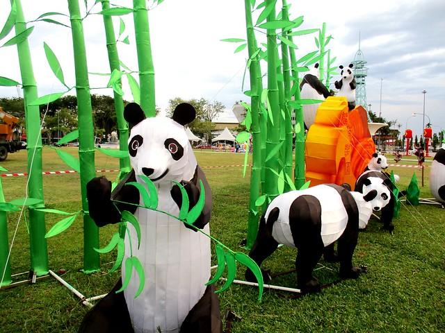 Sibu Lantern Festival 2017 5