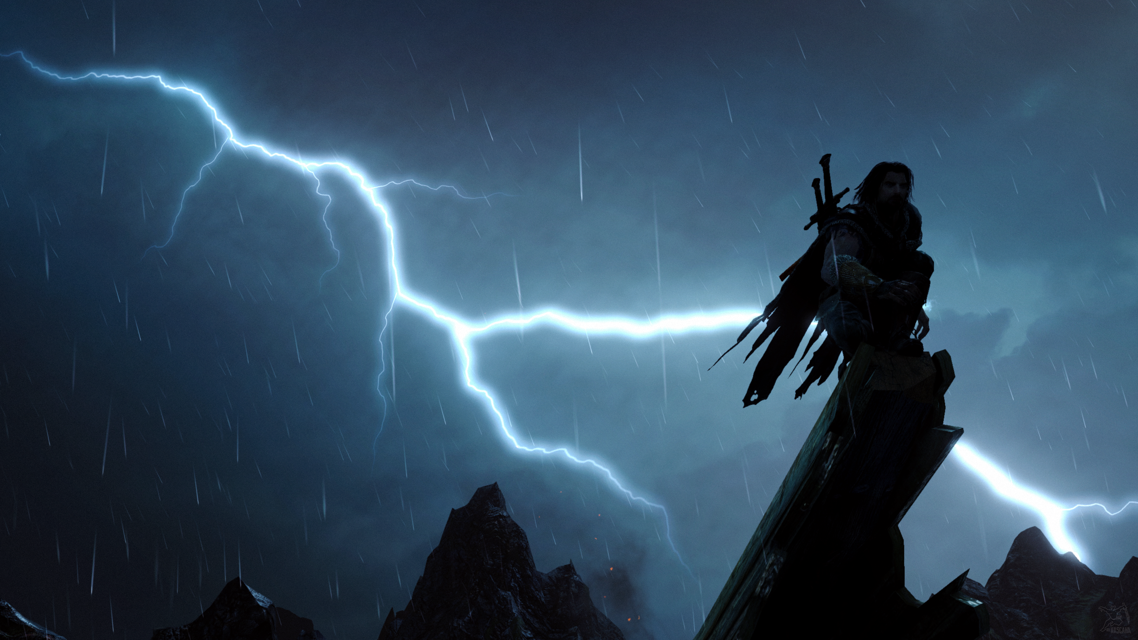 Middle Earth: Shadow of Mordor [PC] -