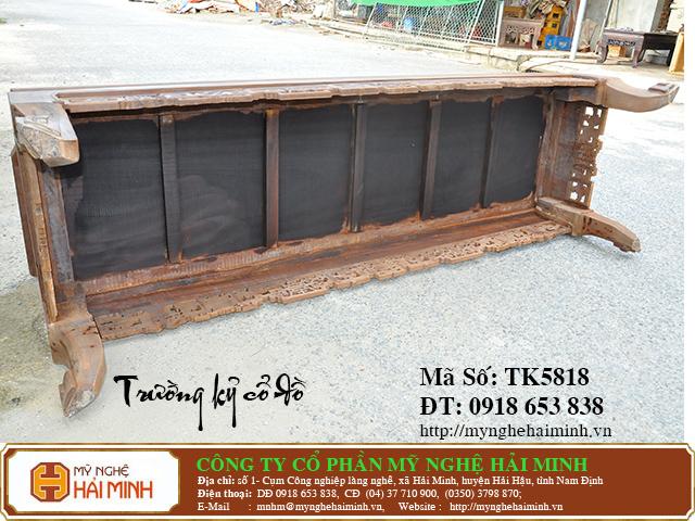 TK5818e  Bo Truong Ky co do  do go mynghehaiminh
