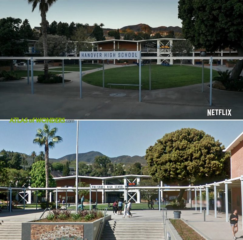 American Vandal High School