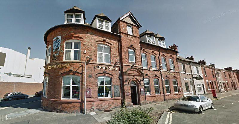 Cormoran Strike Pub