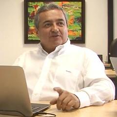 Oscar Villegas Velásquez, Gerente de Sumatec