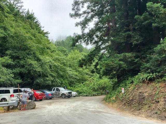 Parking Lot - Five Spots