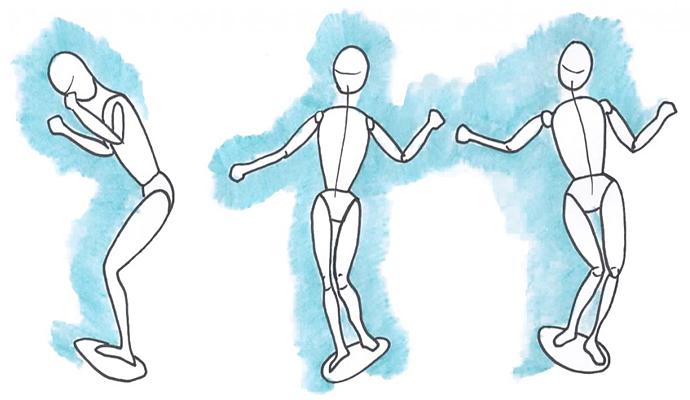 ¿Qué es la propriocepción? | © Unknown