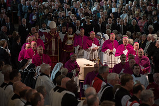 Funeral of Cardinal Cormac Murphy-O'Connor - Solemn Vespers | by Catholic Church (England and Wales)