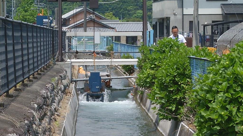 922-2-32 2014年,立梅用水被登錄為世界灌溉設施遺產,促使當地居民思考如何維護措施。