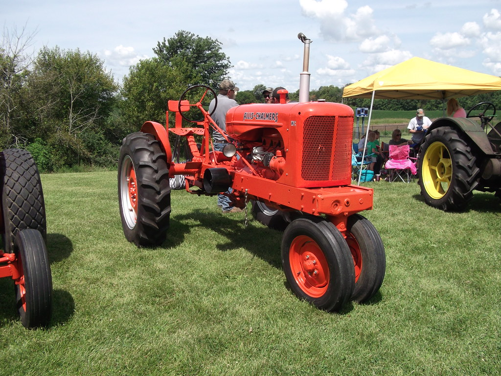 ... 1939 Allis Chalmers type WC tractor | by cjp02