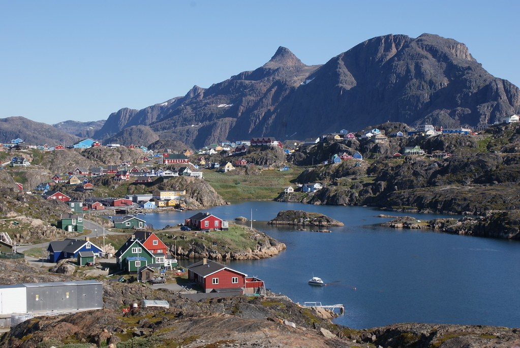 格陵蘭。圖片來源:Greenland Travel(CC BY 2.0)