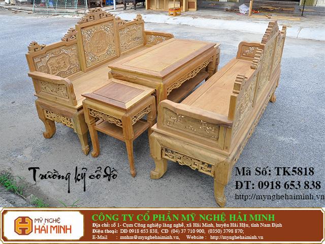 TK5818m  Bo Truong Ky co do  do go mynghehaiminh