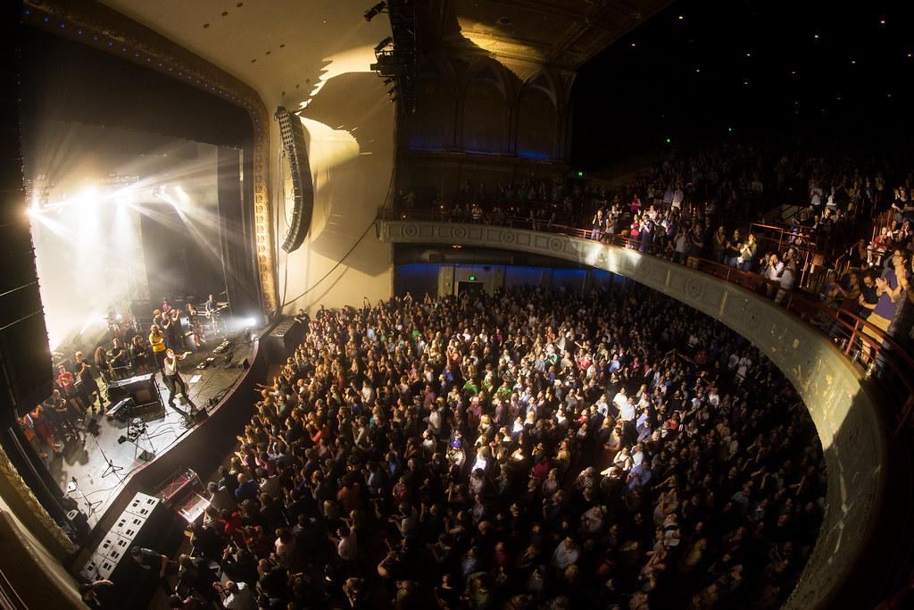 Belle Sebastian Palace Theatre St Paul Mn 8 15 2017 O Flickr