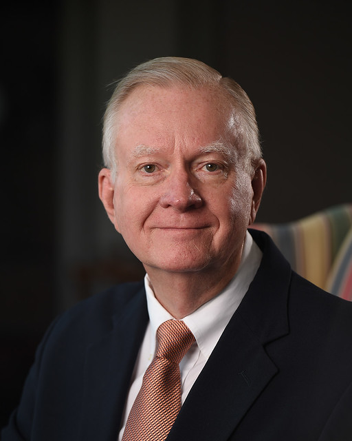 Portrait photo of John Jahera