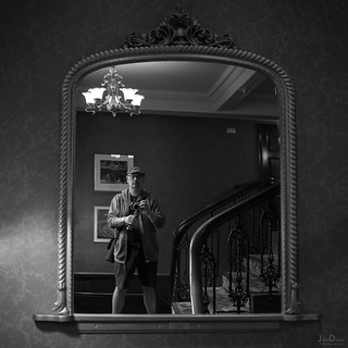 reflected | city varieties | leeds | by John FotoHouse